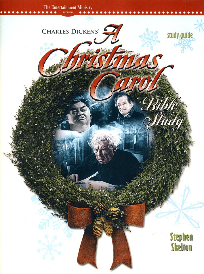 Charles Dickens A Christmas Carol Bible Study-Study Guide