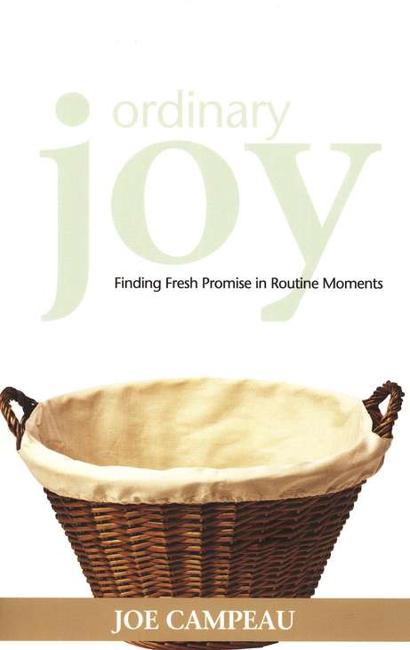 Ordinary Joy: Finding Fresh Promise in Routine Moments