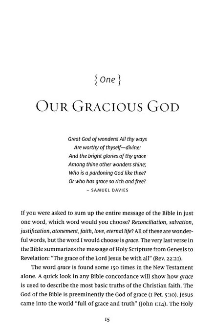 Amazing Grace: God's Pursuit, Our Response (Second Edition)