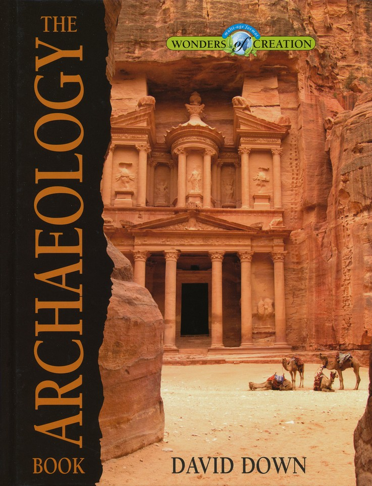 The Archaeology Book, The Wonders of Creation Series