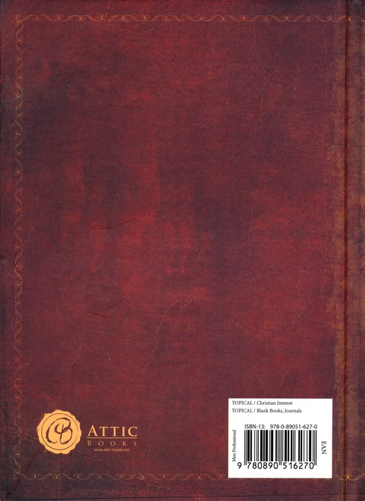 Classic Journal, Red