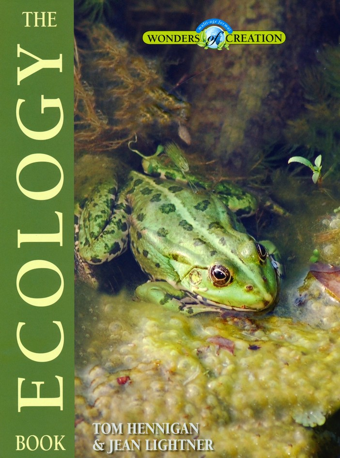 The Ecology Book, The Wonders of Creation Series
