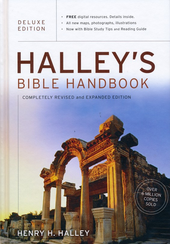 Halley S Bible Handbook Deluxe Edition Completely Revised And Expanded