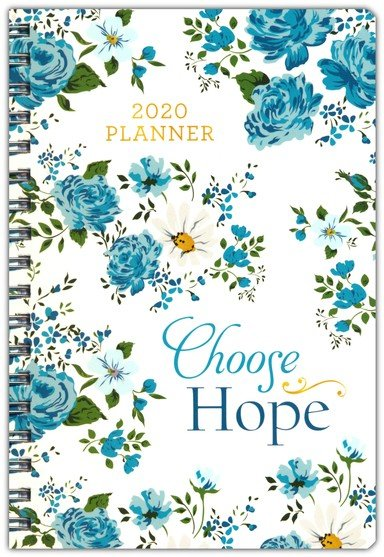 planner choose hope compiled by barbour staff