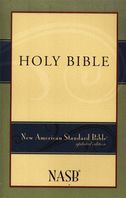 NASB Updated Bible, Paperback