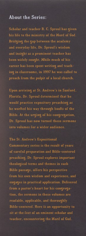 Acts: St. Andrew's Expositional Commentary