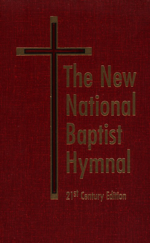 The New National Baptist Hymnal 21st Century Edition Red
