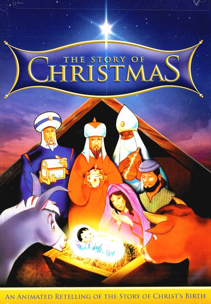 The Story of Christmas, DVD