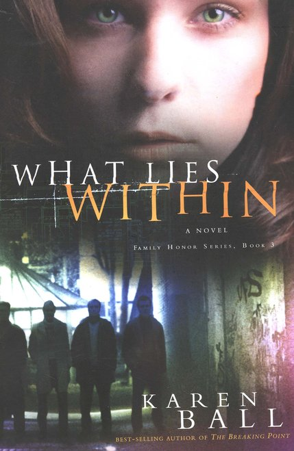 What Lies Within, Family Honor Series #3