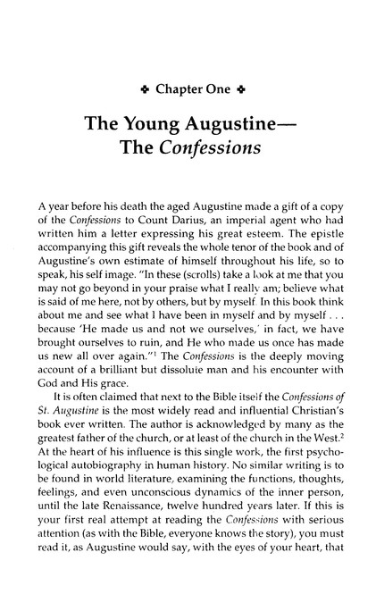 Augustine: Major Writings