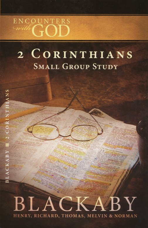 Encounters with God: 2 Corinthians