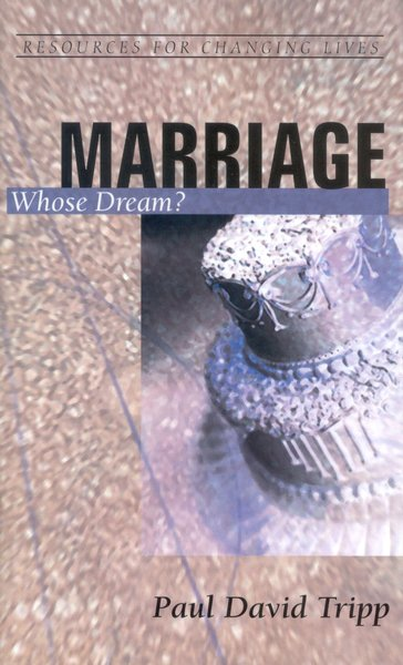 Marriage: Whose Dream?
