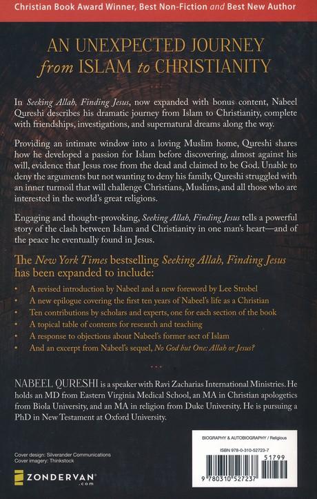 seeking allah finding jesus strobel lee qureshi nabeel