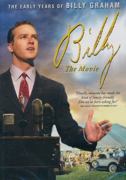 Billy: The Early Years of Billy Graham, DVD