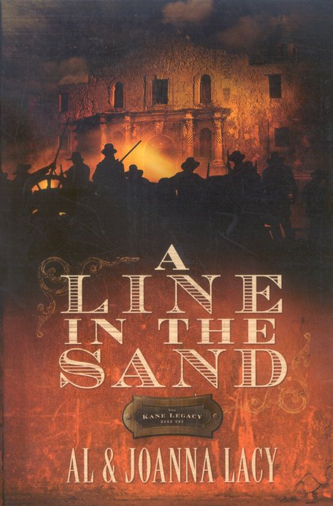 A Line in the Sand, The Kane Legacy Series #1