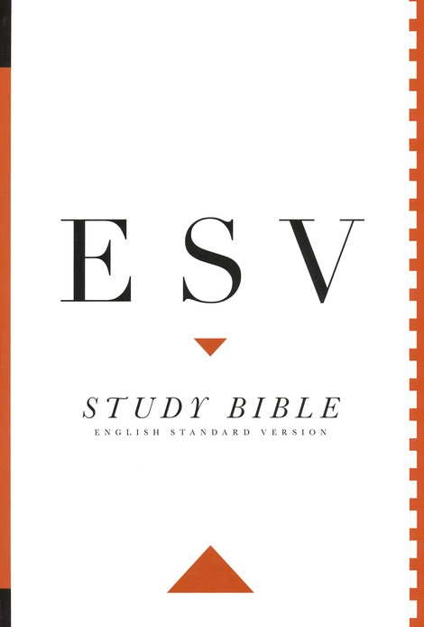 ESV Personal-Size Study Bible, Softcover