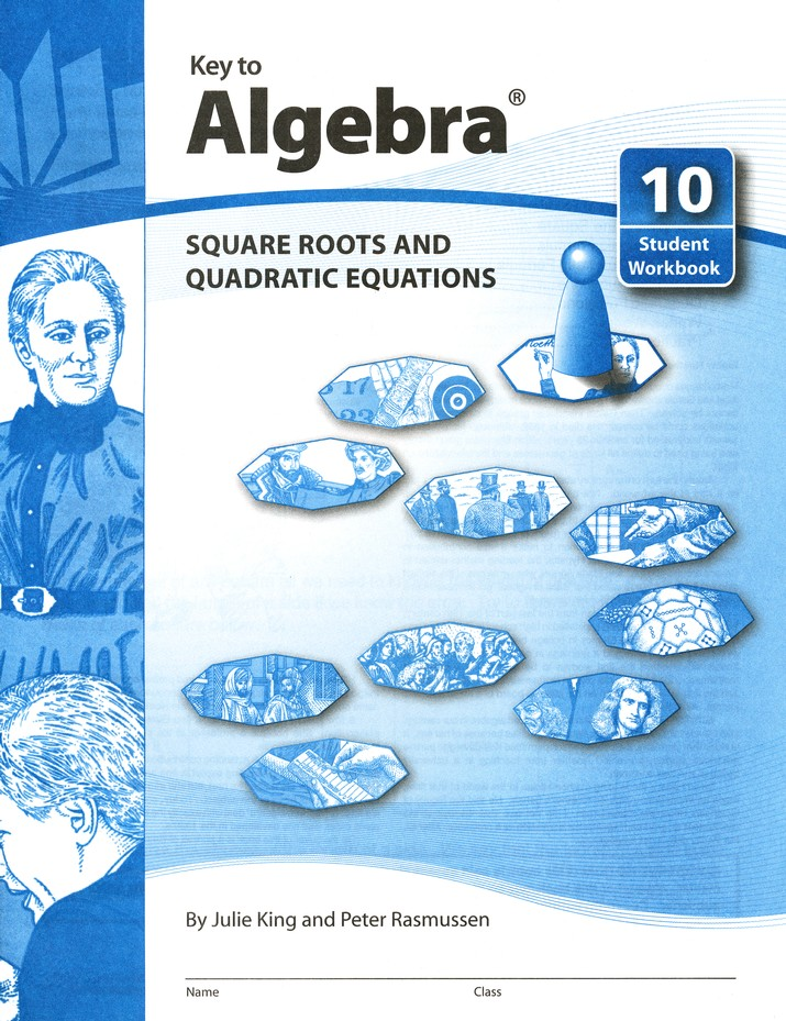 Key To Algebra, Book #10