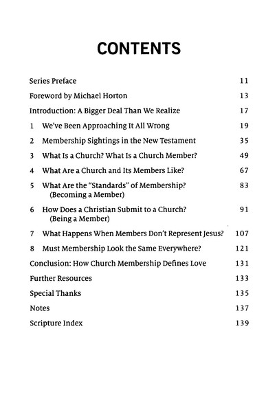 Church Membership: How the World Knows Who Represents Jesus