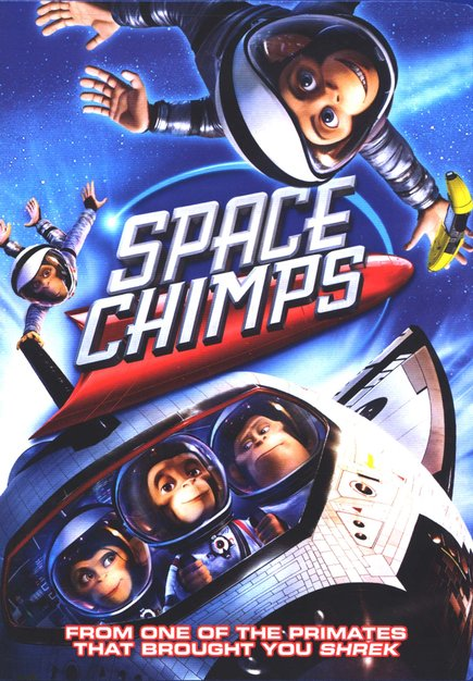 Space Chimps, DVD