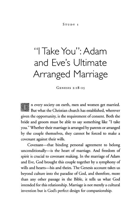 Marriage: Learning from Couples in Scripture, Fisherman Bible Study Guides