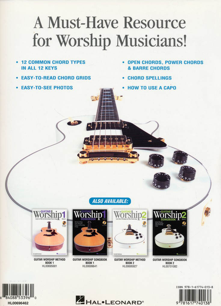Guitar Worship Method Chords 9781617740138 Christianbook