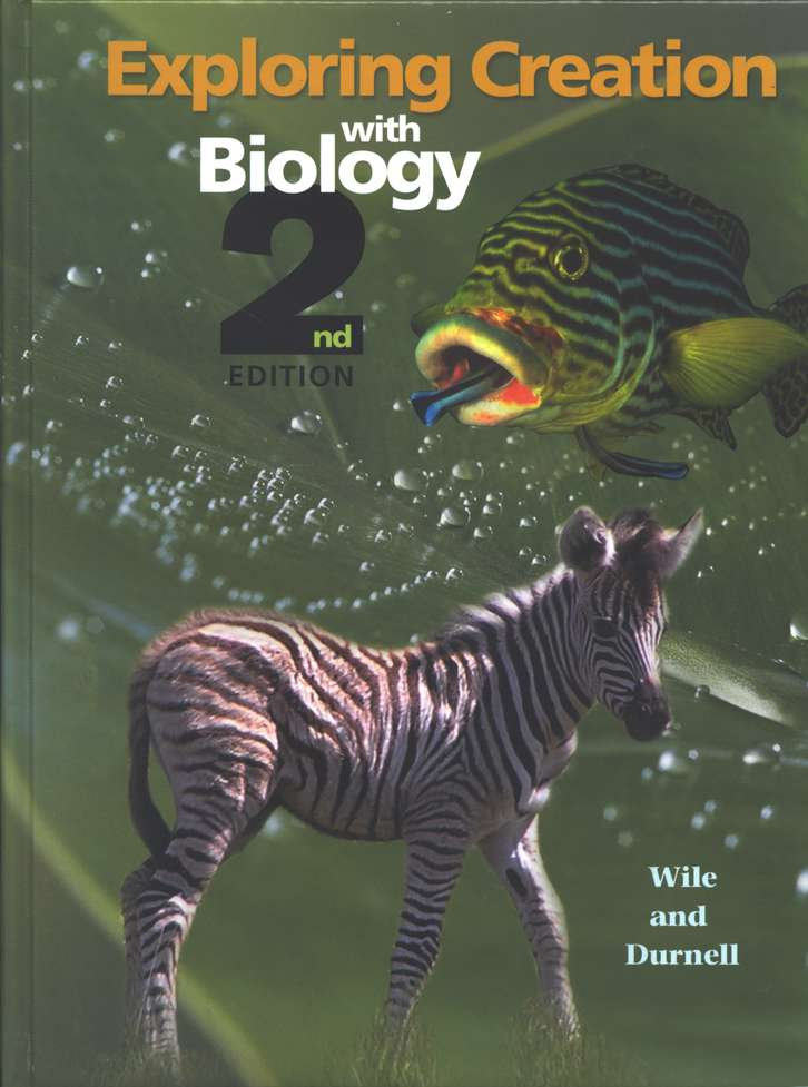 Exploring Creation with Biology (2nd Edition), Textbook