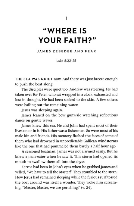 Not By Sight A Fresh Look At Old Stories Of Walking By Faith Jon