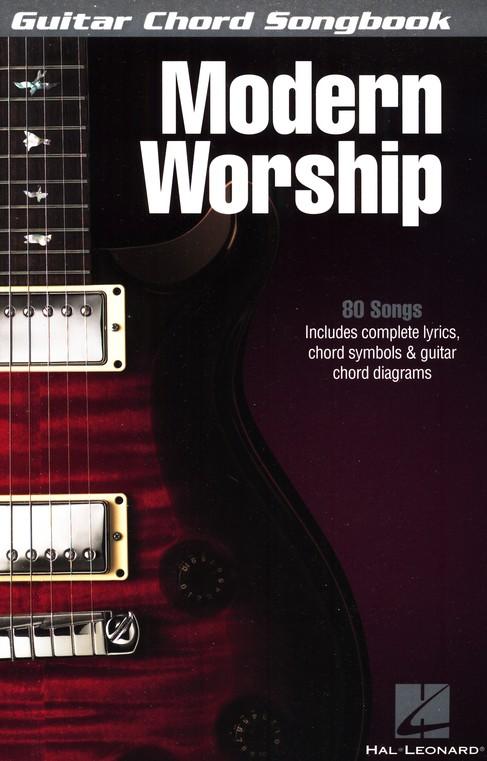 Modern Worship (Guitar Chord Songbook): 9781617740961 ...