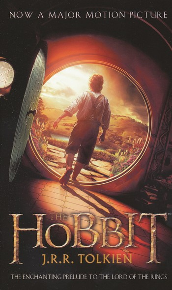 The Hobbit & Lord of the Rings 4 Vol. Boxed Set, Movie Tie-In Edition