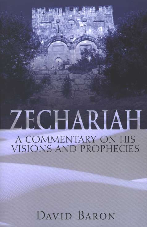 Zechariah: A Commentary on His Visions and Prophecies