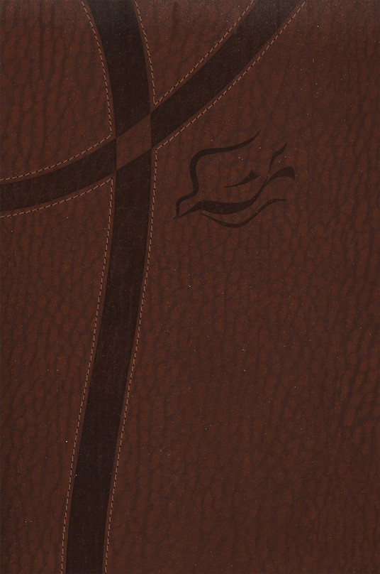NKJV New Spirit-Filled Life Bible: LeatherSoft/ Toffee