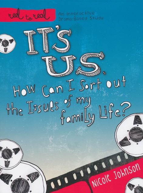 It's Us: How Can I Sort Out the Issues of My Family   Life? DVD Based Study