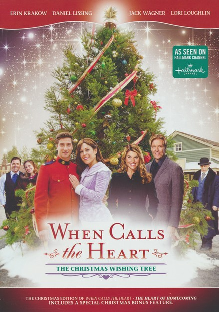 The Heart Of Christmas.When Calls The Heart The Christmas Wishing Tree Dvd