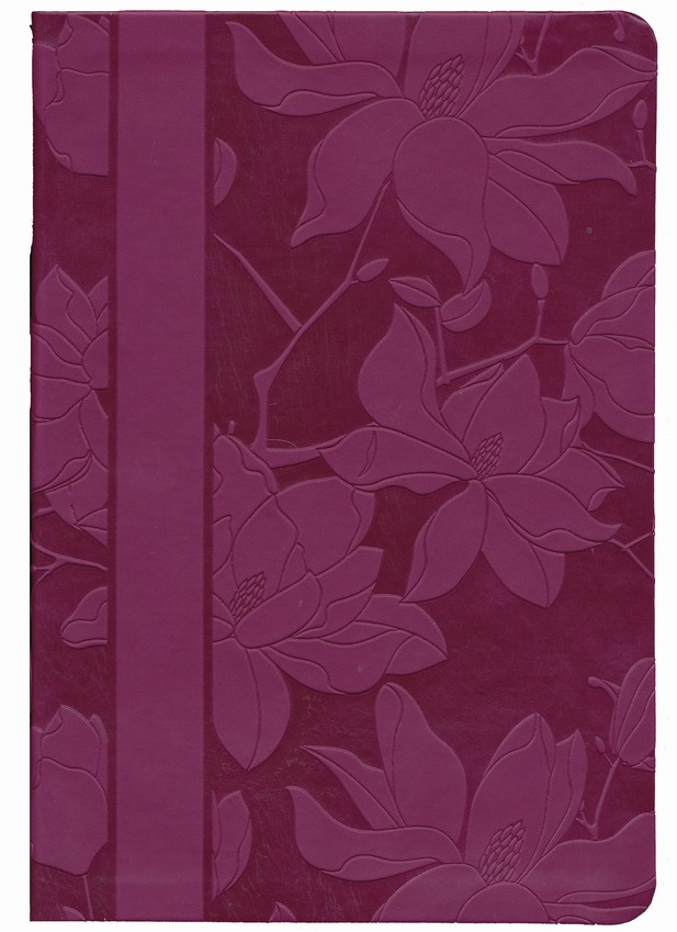 NKJV The Woman's Study Bible, Leathersoft, plum