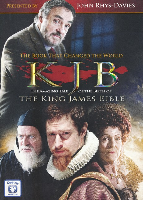 KJB: The Book That Changed the World, DVD