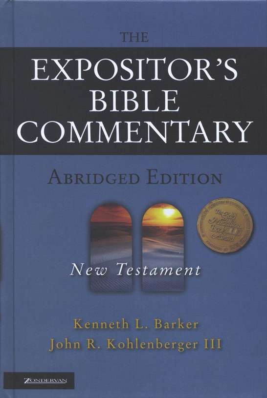 The Expositor's Bible Commentary, Abridged Edition: 2 Volumes