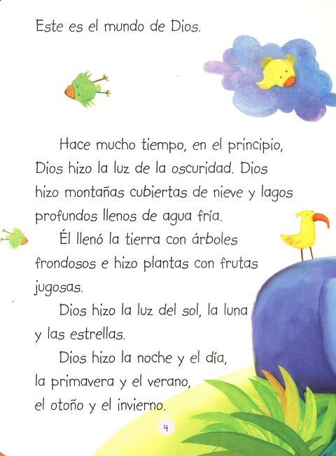 Mi Primera Biblia  (The Toddler Bible)