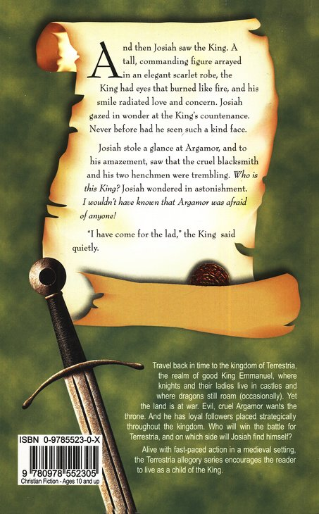 The Sword, the Ring & the Parchment, The Terrestria Chronicles #1