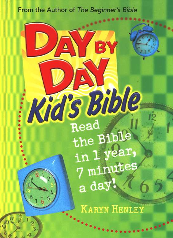 Day By Day Kids Bible