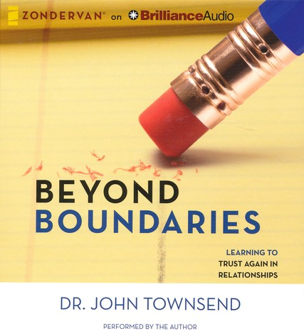 Beyond Boundaries: Learning to Trust Again - unabridged audiobook on CD