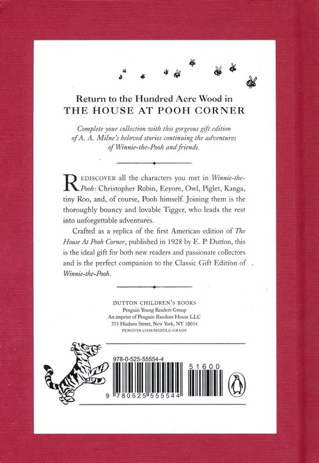 The House At Pooh Corner Classic Gift Edition