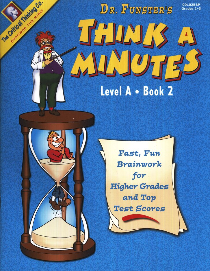 Think A Minutes, Level A Book 2
