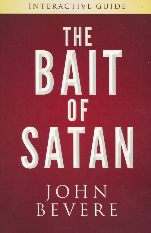 The bait of satan interactive study guide john bevere the bait of satan interactive study guide john bevere 9781937558109 christianbook fandeluxe Gallery