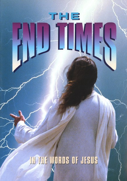 The End Times, DVD