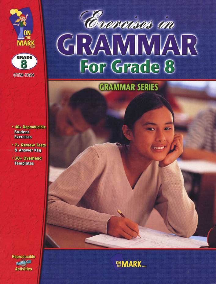Exercises in Grammar Gr. 8