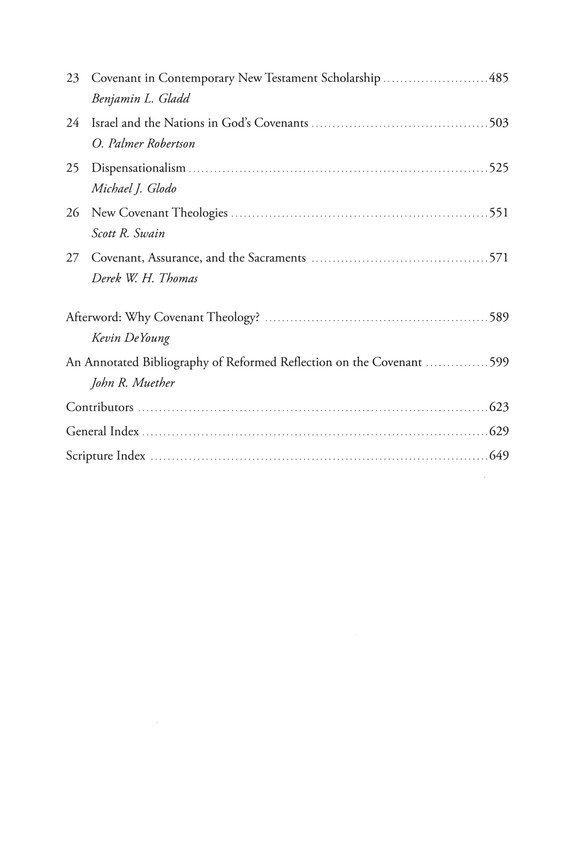 Reformed theology vs dispensational theology