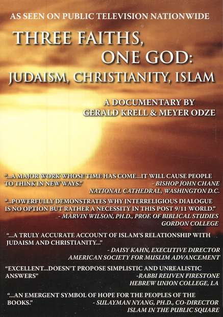 Three Faiths, One God DVD