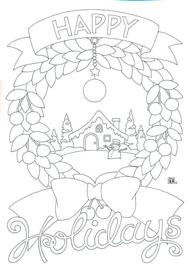 - Mary Engelbreit's Color ME Christmas Coloring Book: Mary Engelbreit:  9780062562609 - Christianbook.com