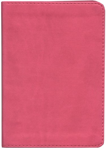 KJV New Testament with Psalms and Proverbs, pink