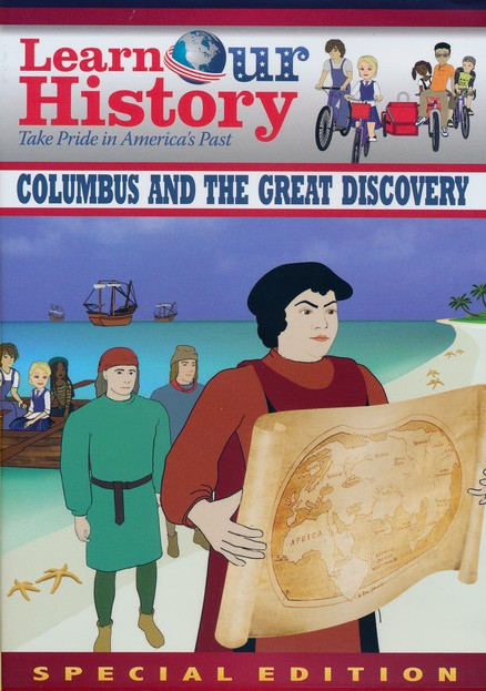Columbus & The Great Discovery, DVD Mike Huckabee's Learn Our History